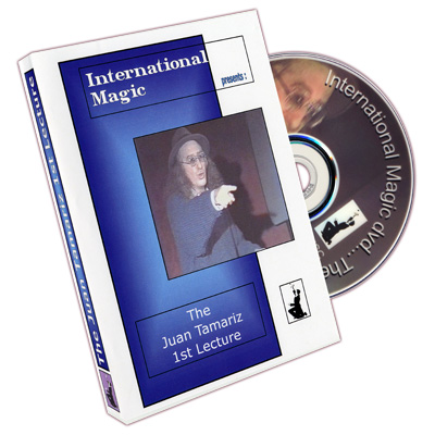 Juan Tamariz 1st Lecture by International Magic - DVD