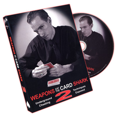 Weapons Of The Card Shark Vol. 2 - Jeff Wessmiller