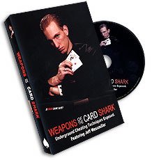 Weapons of the Card Shark Vol. 1 - Jeff Wessmiller