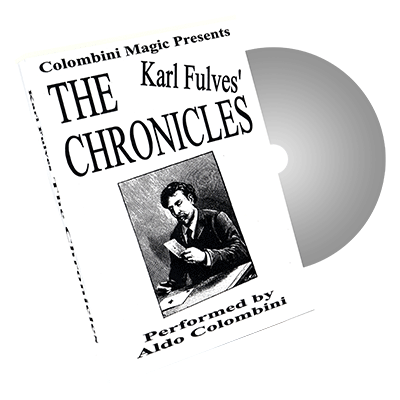 Karl Fulves The Chronicles by Aldo Colombini - DVD