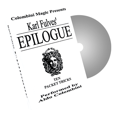 Karl Fulves The Epilogue by Aldo Colombini - DVD
