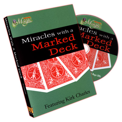 Miracles With A Marked Deck - Kirk Charles