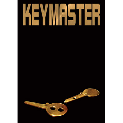 Keymaster (DVD and Props) by Craig Petty and Wizard FX Productions - DVD