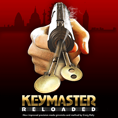 Keymaster Reloaded DVD & Props by Craig Petty