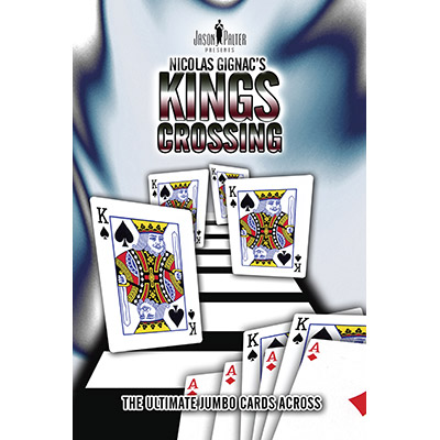 Kings Crossing (Cards and DVD) by Nicolas Gignac and Jason Palter - Trick
