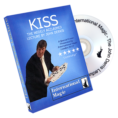 Kiss Lecture by International Magic - DVD