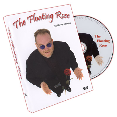 The Floating Rose by Kevin James - DVD