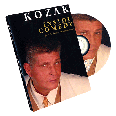 Kozak: Inside Comedy by Paul Kozak & The Miracle Factory