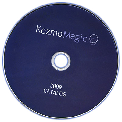 Catalogo de Trucos de Magia - Vol. 1 - Kozmomagic