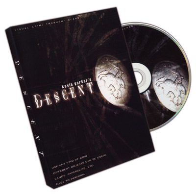 Descent by Kevin Parker - DVD
