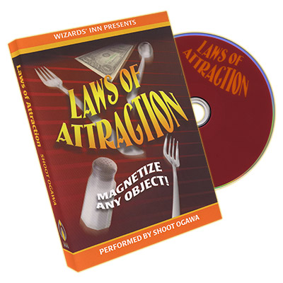 Laws of Attraction by Shoot Ogawa - DVD