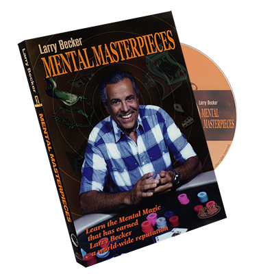 Larry Becker's Mental Masterpieces Volume 2