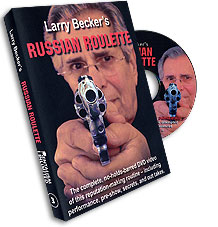 Russian Roulette (DVD) by Larry Becker - Trick