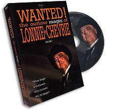Wanted! Outlaw Magic # 1 - Lonnie Chevrie
