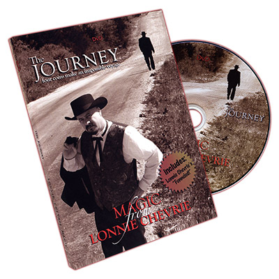 The Journey - Lonnie Chevrie