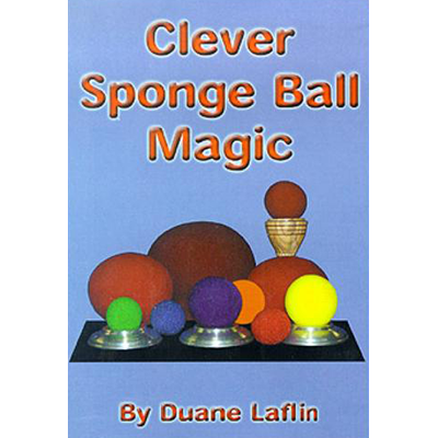 Clever Sponge Ball Magic Video DOWNLOAD