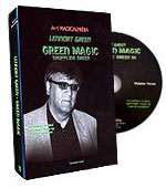 Green Magic Lennart Green- #4, DVD