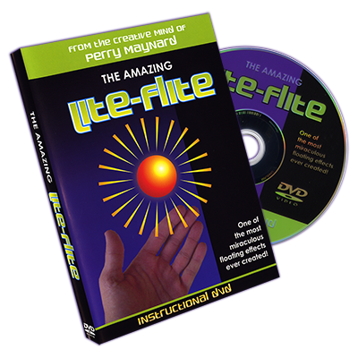 Amazing Lite Flite Instructional DVD - Perry Maynard