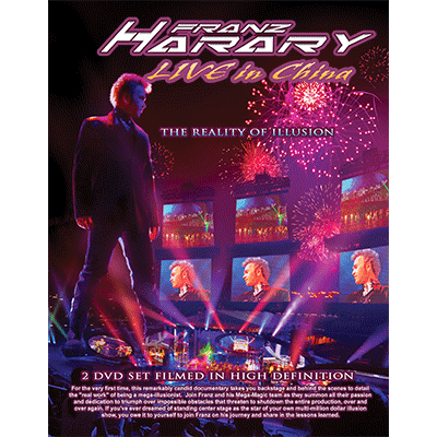 Live in China - Franz Harary - DVD