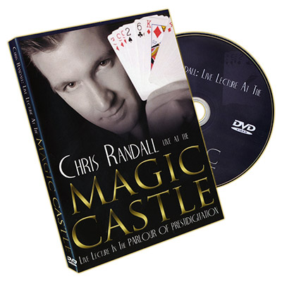 Live at the Magic Castle by Chris Randall - DVD