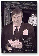 Larry Jennings Classic Magic, DVD