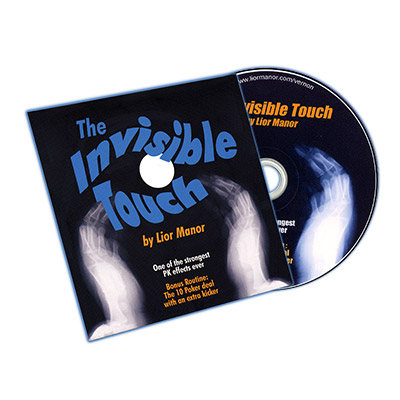 Invisible Touch by Lior Manor - DVD