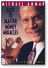 Money Miracles Ammar- #1, DVD
