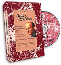 Classic Renditions by Michael Ammar Volume 2 - DVD