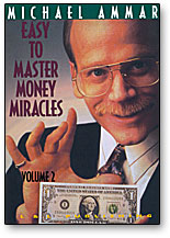 Money Miracles Ammar- #2, DVD