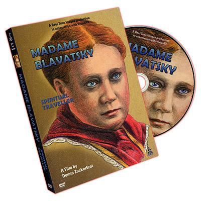 Madame Blavatsky - Spiritual Traveller - Donna Zuckerbrot