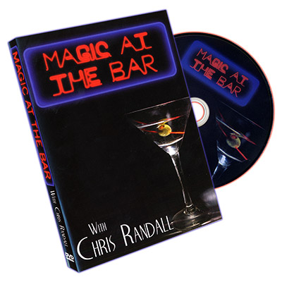 Magic At The Bar by Chris Randall - DVD