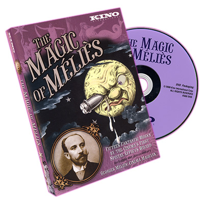 The Magic Of Melies (Georges Melies) - DVD