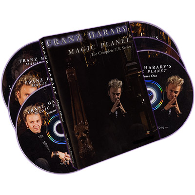 Franz Harary's Magic Planet (6 DVDs) - DVD