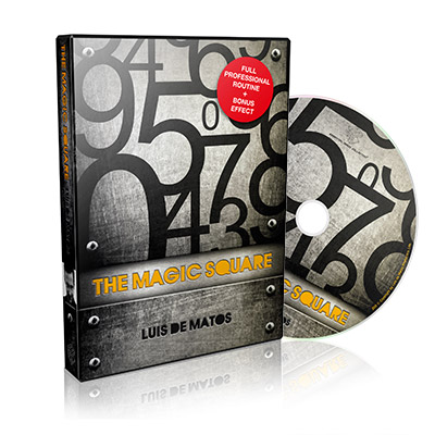 The Magic Square by Luis de Matos - DVD