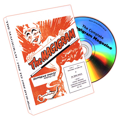 Magigram (Complete, CD-Rom) by Martin Breese - DVD