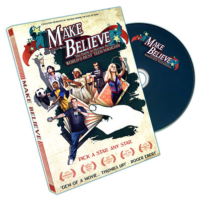 Make Believe Documentary - DVD