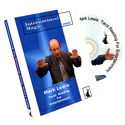 Mark Lewis Tarot Reading For Entertainment by International Magic - DVD