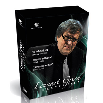 Lennart Green MASTERFILE (4 DVD Set) by Lennart Green and Luis de Matos - DVD