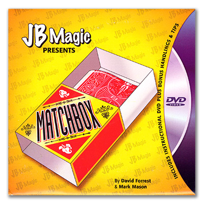 Matchbox by David Forrest and Mark Mason and JB Magic - DVD