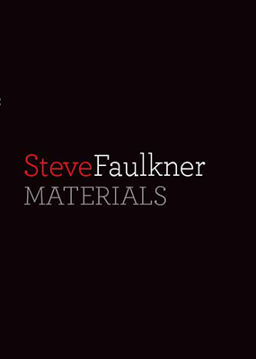 Materials (2 Volume Set) by Steve Faulkner video DOWNLOAD