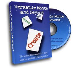 Versatile Monte & Beyond Allen, DVD