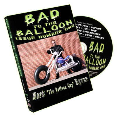 Bad To The Balloon - Mark Byrne - Volume 1 - DVD