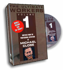 Workers by Michael Close Volume 1 - DVD