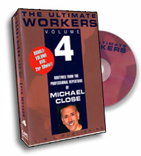Michael Close Workers- #4, DVD