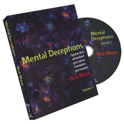 Mental Deceptions Vol2 - Rick Maue - DVD