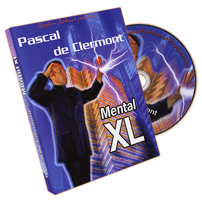 Mental XL - Pascal de Clermont, DVD