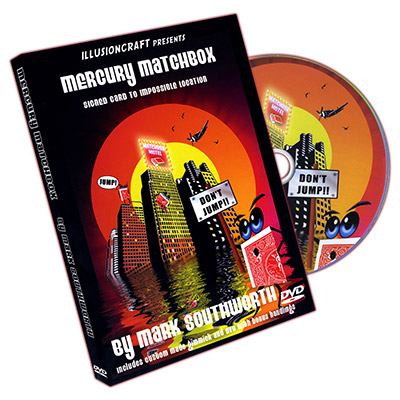 Mercury Matchbox by Southworth - DVD