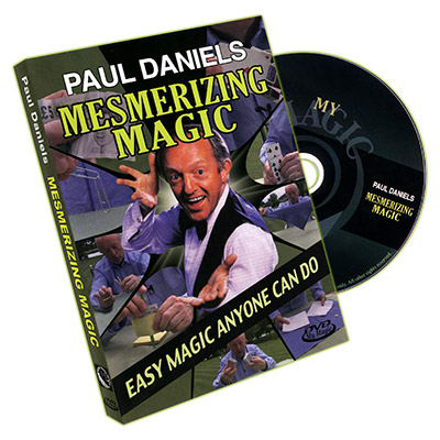 Mesmerizing Magic by Paul Daniels - DVD