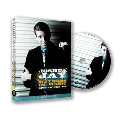 Method In Magic - Live In The UK by Joshua Jay & Big Blind Media - DVD