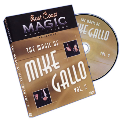 Trucos de Magia de Mike Gallo - Vol. 2 - Mike Gallo